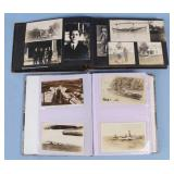 Two Photo Books Family 1910, WWI & WWII