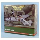 Corgi 1:32 Scale P-51 D Mustang Die-Cast Model