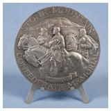 """US Mint 1970 """"P"""" Stone Mountain Silver Medal"""
