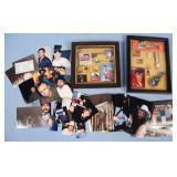Group of Entertainment Memorabilia, Elvis, Etc.
