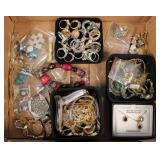 Group of Assorted Modern Costume Jewelry