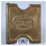 Authentic Alcatraz Prison Guard Belt Buckle