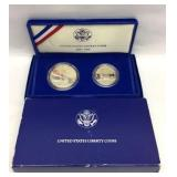 1986 Statue of Liberty Proof Coin Set