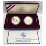 1999 Dolley Madison Commemorative Silver Dollars
