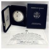 2003-W American Eagle Silver Dollar Coin