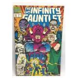 Marvel Comics The Infinity Gauntlet #5 Nov 1991