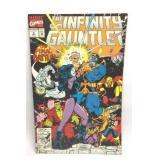 Marvel Infinity Gauntlet #6 Dec. 1991