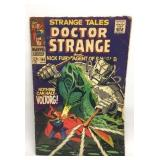 Strange Tales #166 Mar. 1968 Marvel Comic Book