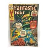Marvel Comics Fantastic Four #108 Mar 1971