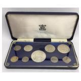 Bahamas 1966 Royal Mint Coin Set