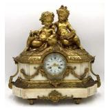 Louis XVI Style Ferdinand Berthoud Mantle Clock