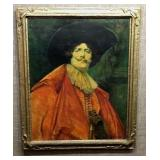 Cavalier by Alex de Andreis (1880-1929)