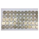 50 - 1979 Susan B. Anthony Dollar Coins