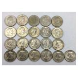 21 - 1979 Susan B. Anthony Dollar Coins