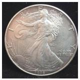 1995 American Eagle Silver Coin