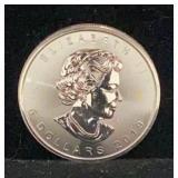 2019 Canada 5 Dollar Coin