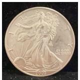 2003 Silver Eagle $1 Dollar Coin