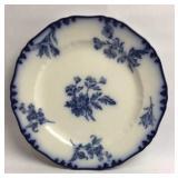 Addison Flow Blue Plate