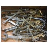 Assorted Wrenches: Craftsman, ProAmerica, S-K Tool