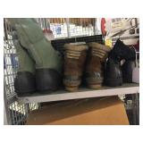 3 Pair Boots