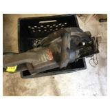 Black and Decker 7.25 inches Worm Driver Saw