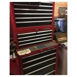 Red Craftsman Tool Chest