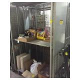 Metal Storage Cabinet ONLY