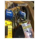 Blade Dispenser/Spray Gun, Misc. Tools