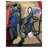 2 Corded Power Tools