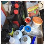 Asst Oil and Car items