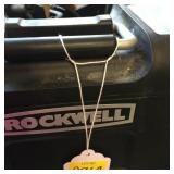 Rockwell Plastic Case w/Sander Heads