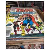 Asst Marvel Comics