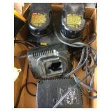 Dewalt Battery & Battery Charger