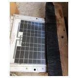 Large Brush, Solar Panel
