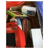 Clamps Sandpaper & Misc. Items