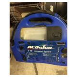 Heater and AC Delco Jump Start System