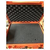 Orange Pelican 1520 Case