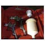 Iron Force Spray Gun Kit