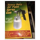 Heavy Duty Air Paint Spray Gun