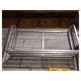 Small hanging Metal Shelf