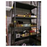 Tall Metal Shelf ONLY
