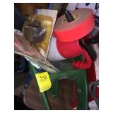 Misc. items incl Hand Yard Spreader