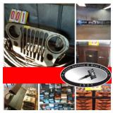 Keeton/Phillips Living Estate Online Only Auction (4)- Old/New Auto Parts