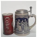 1984 Staffel German beer stein