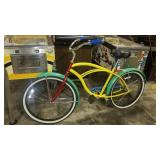 "BIKE Hollywood prop ""The intern"" Vince Vaughn"