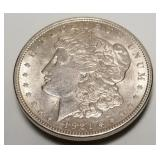 1921 Morgan silver dollar Philadelphia