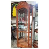 Howard Miller Corner cabinet display cabinet