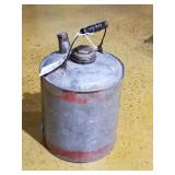 2gal galvinized gas can