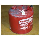 Eagle 5gal gas can