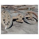 1910  Truck rear end